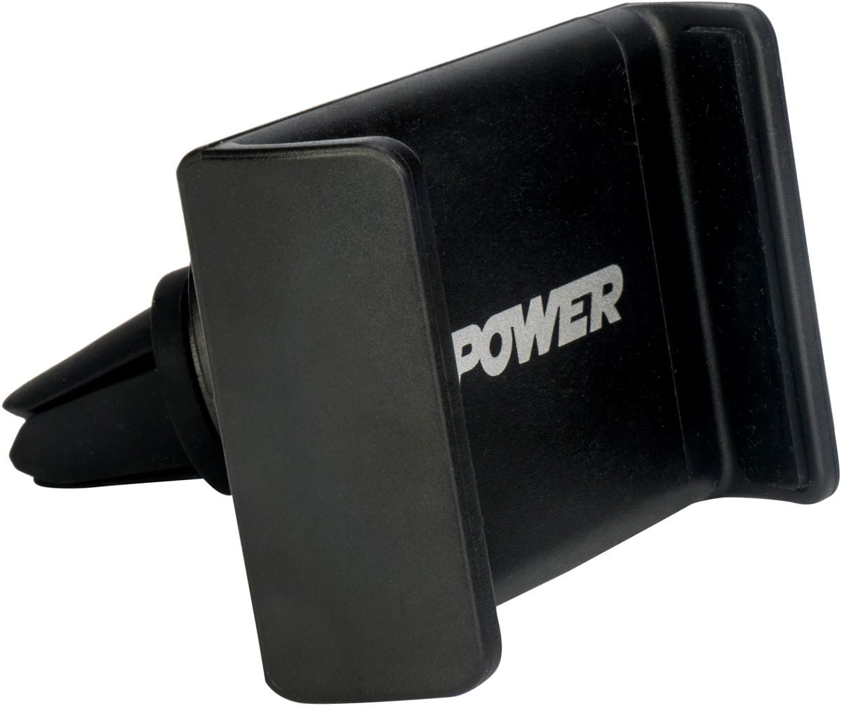 Держатель для телефона автомобильный Zipower, 55-85 мм. PM 6622 держатель автомобильный zipower для телефона 50 80 мм pm 6627