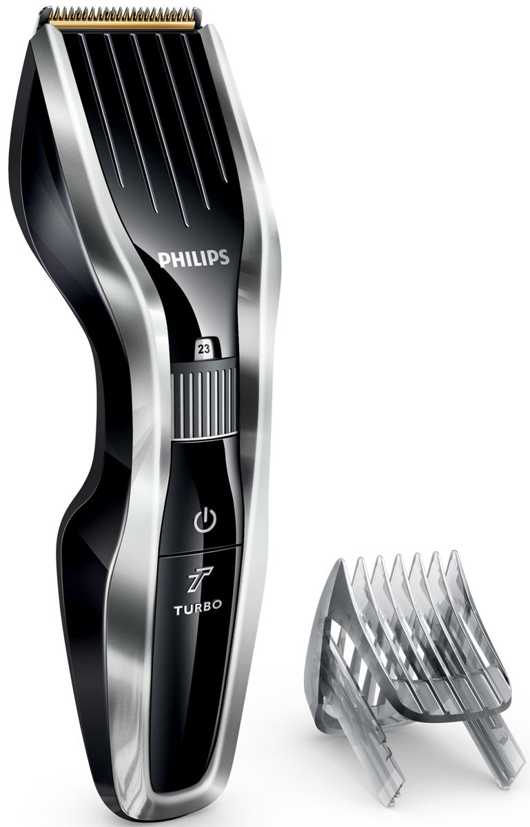 Машинка для стрижки Philips HC5450/15 беспроводная с 24 установками длины цена
