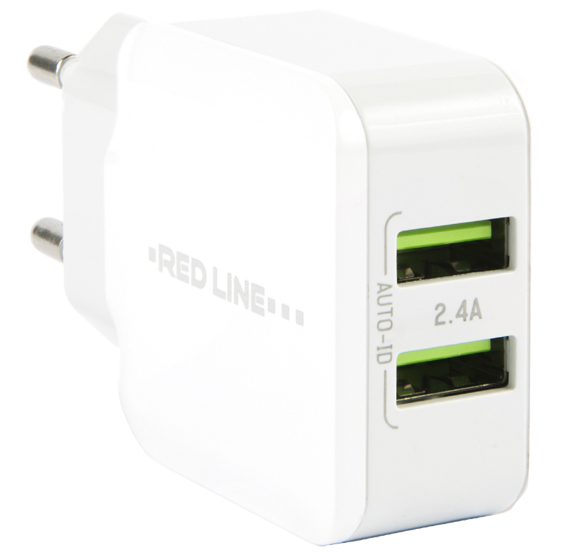 Red Line Y2 Superior, White сетевое зарядное устройство red line superior 3 usb white