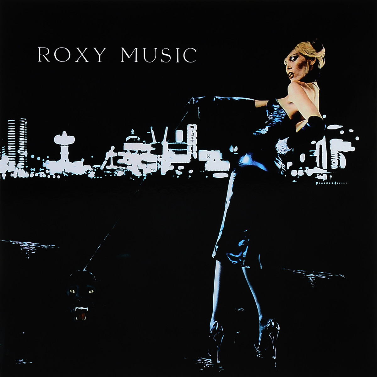 Roxy Music Roxy Music. For Your Pleasure (LP) music for babies
