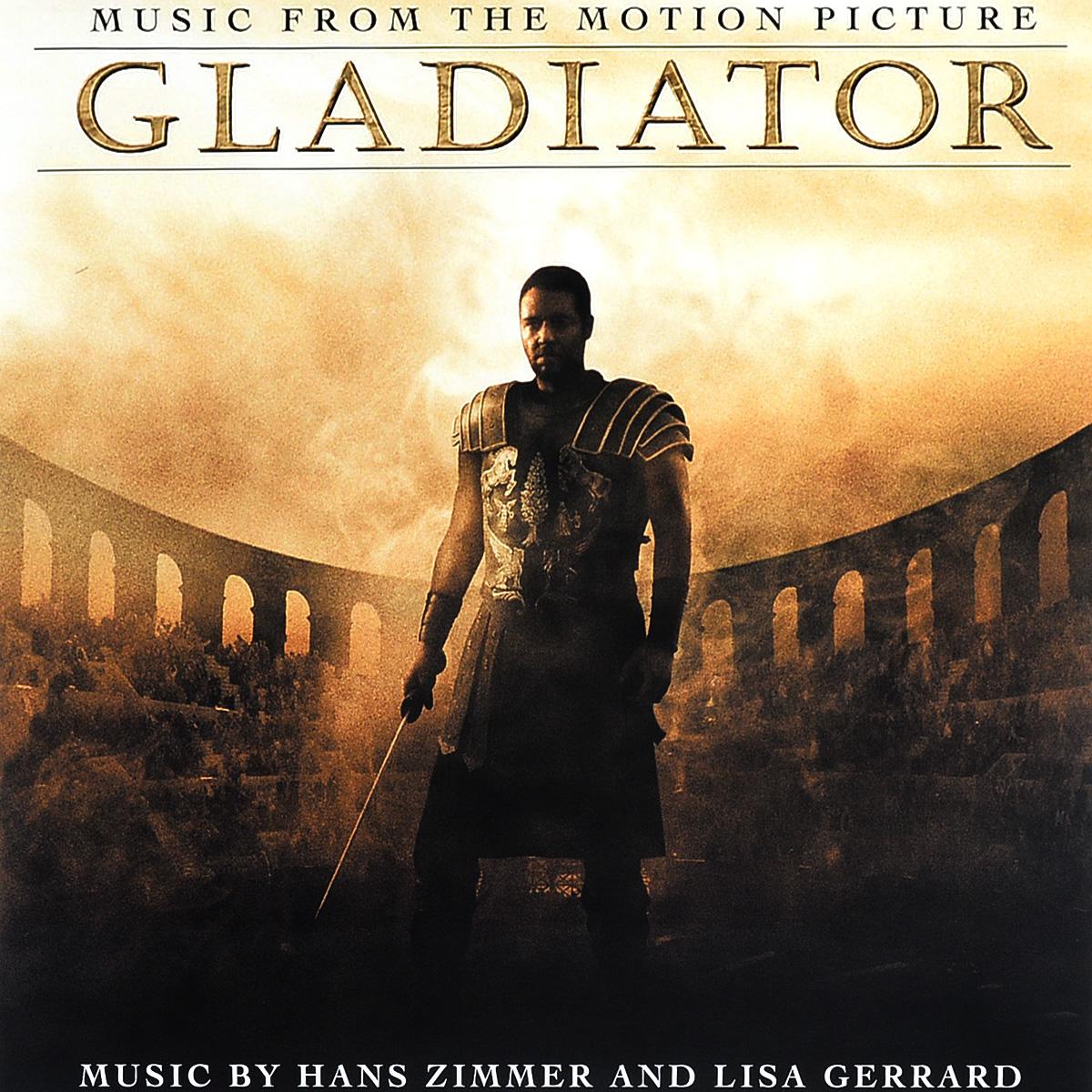 Gladiator O.S.T. (Hans Zimmer & Lisa Gerrard) (2 LP) hans zimmer hans zimmer the world of hans zimmer a symphonic celebration 3 lp 180 gr