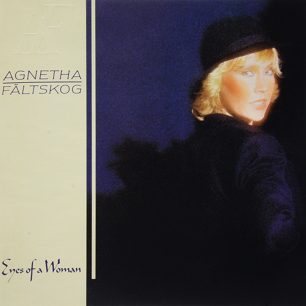 Агнета Фальтског Agnetha Faltskog. Eyes Of A Woman (Coloured Vinyl) (LP) mina mina maeba coloured vinyl lp