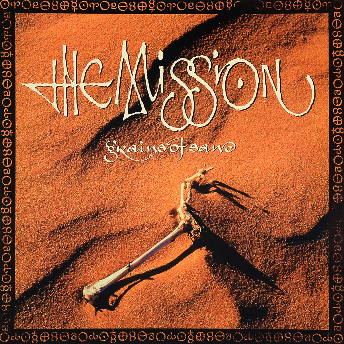The Mission The Mission. Grains Of Sand (LP) the mission gold the videos
