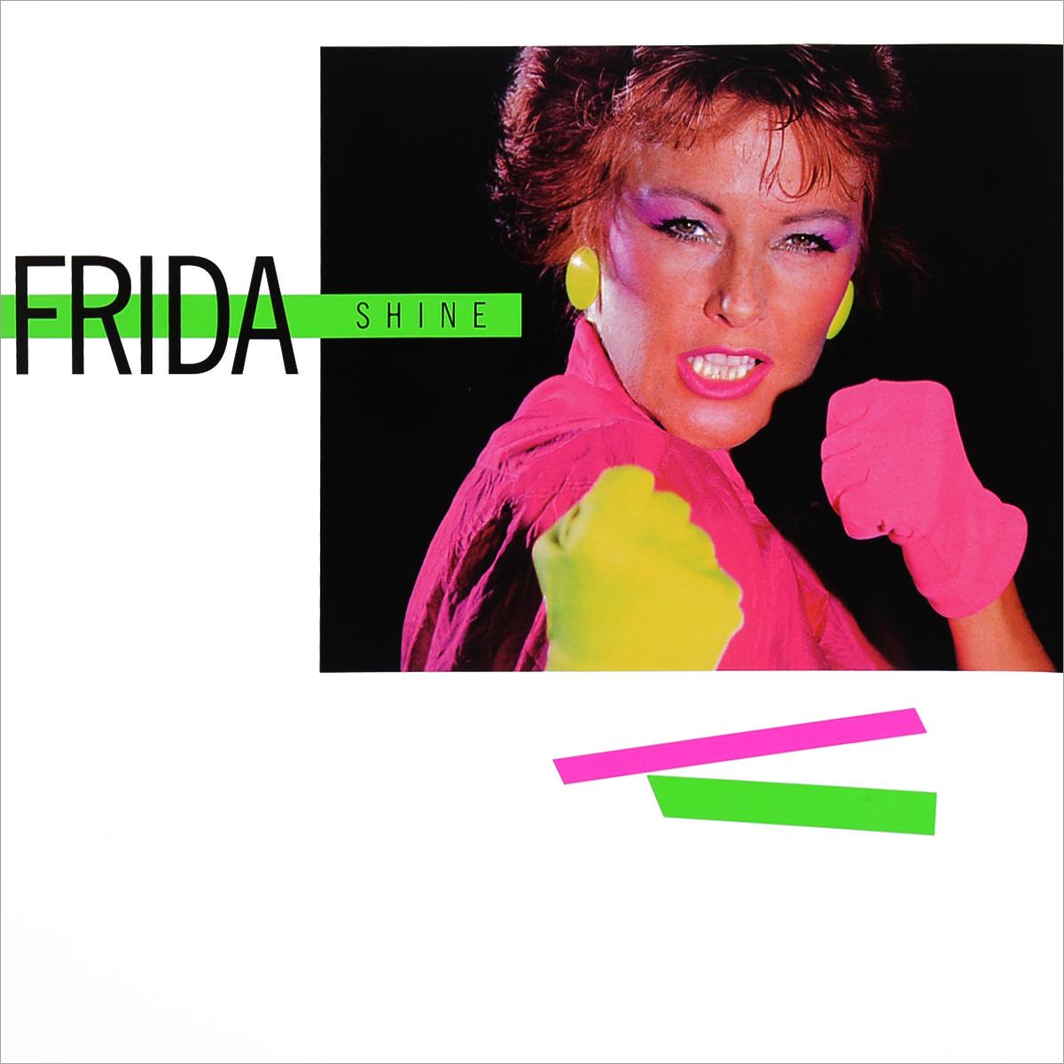 Frida Frida. Shine (Coloured Vinyl) (LP) mina mina maeba coloured vinyl lp