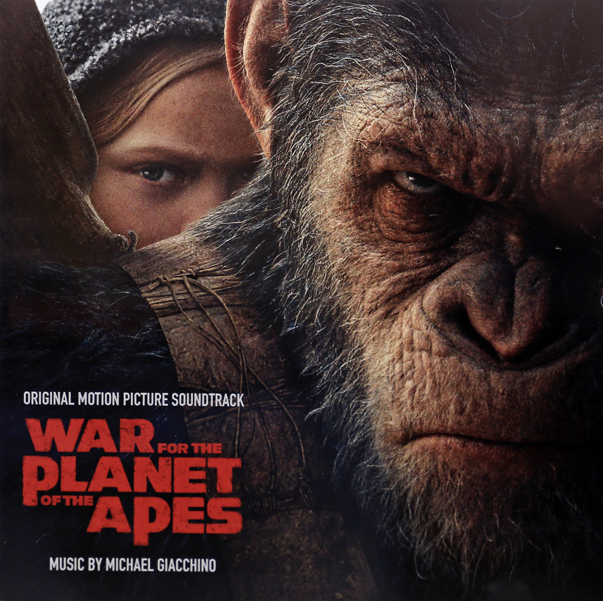 Ost. War For The Planet Of The Apes