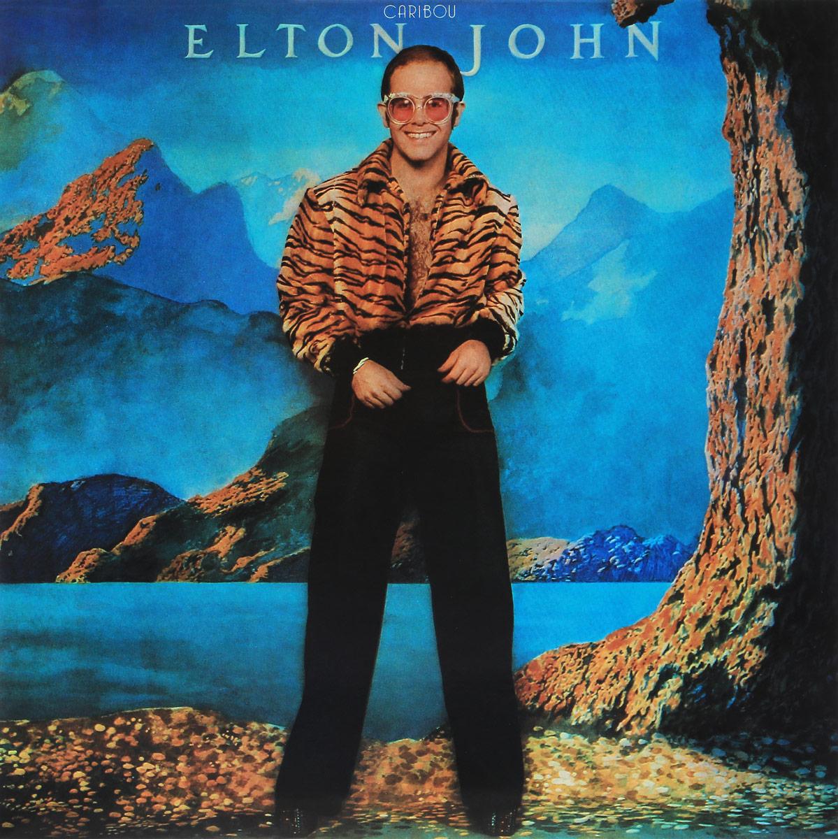 Элтон Джон Elton John. Caribou (LP) элтон джон elton john tumbleweed connection