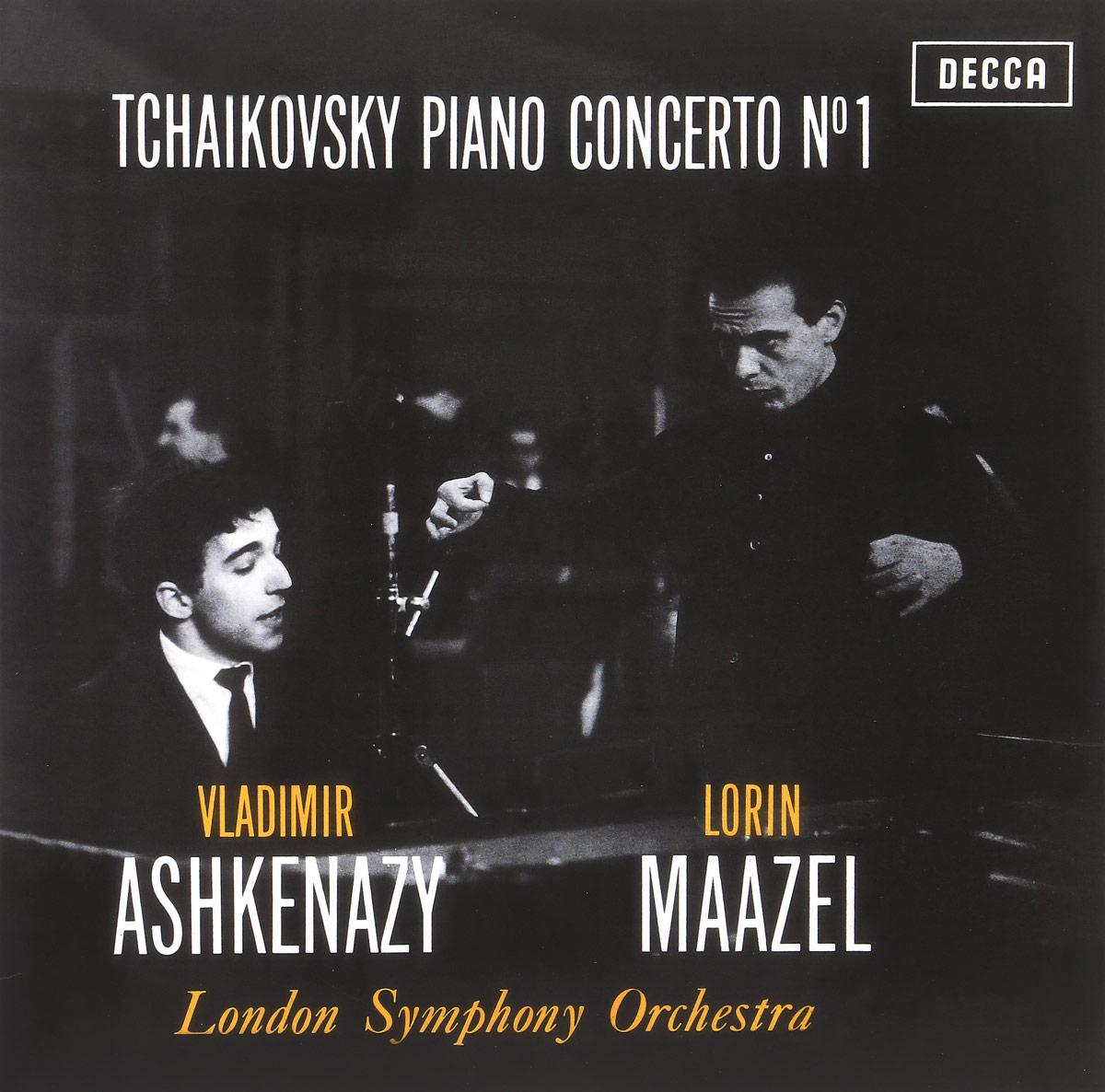 Ashkenazy, Vladimir Tchaikovsky: Piano Concerto No.1 (LP) стоимость