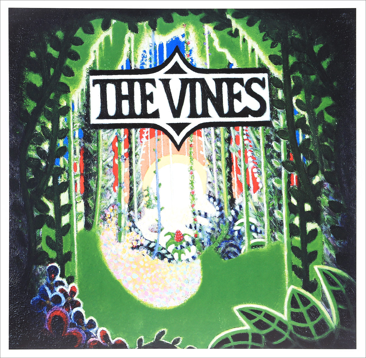 The Vines Vines. Highly Evolved (LP)