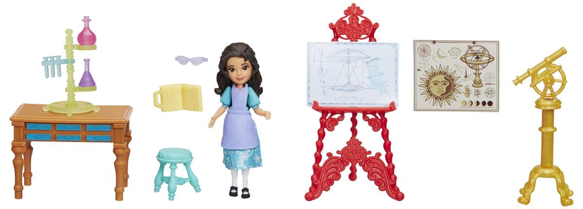 Disney Elena Of Avalor Игровой набор с мини-куклой Лаборатория набор наклеек panini elena of avalor елена принцесса авалора 5 шт
