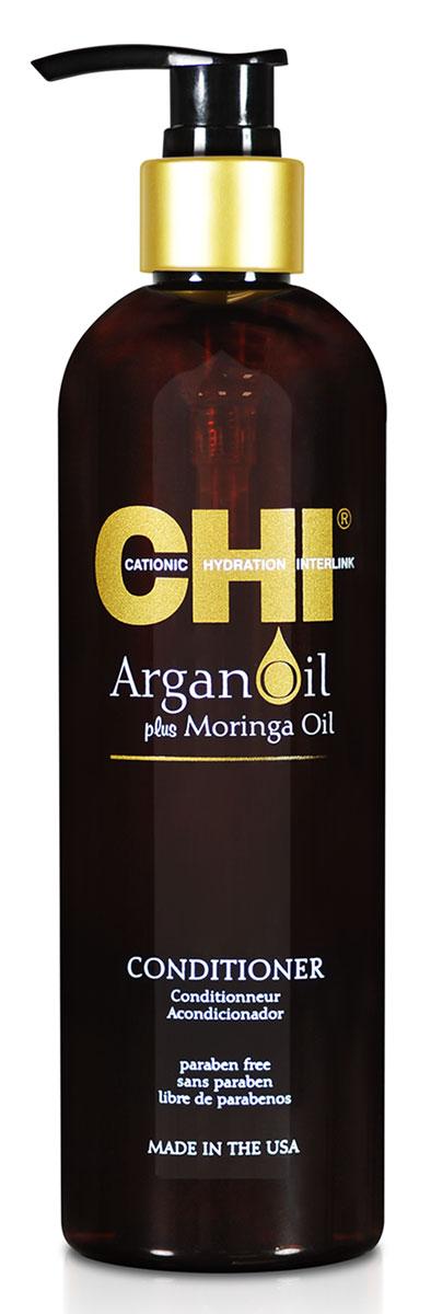 CHI Кондиционер Argan Oil, 355 мл