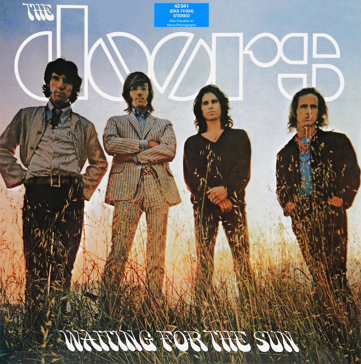 The Doors The Doors. Waiting For The Sun (LP) the doors the doors the doors lp