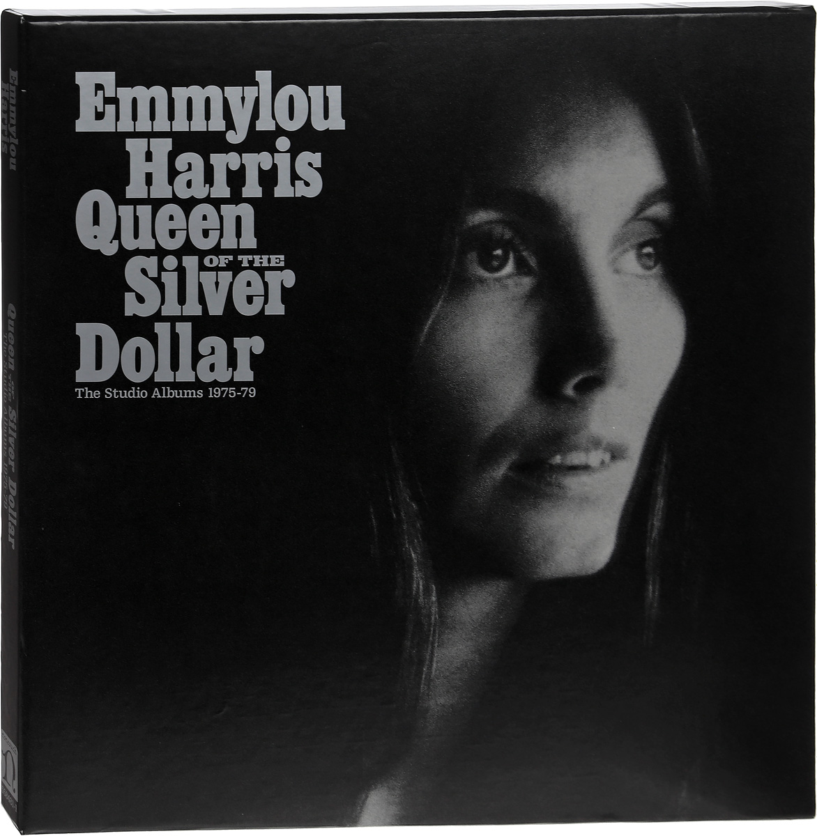 Эммилу Харрис Emmylou Harris. Queen Of The Silver Dollar: The Studio Albums 1975-1979 (5 LP) цена и фото