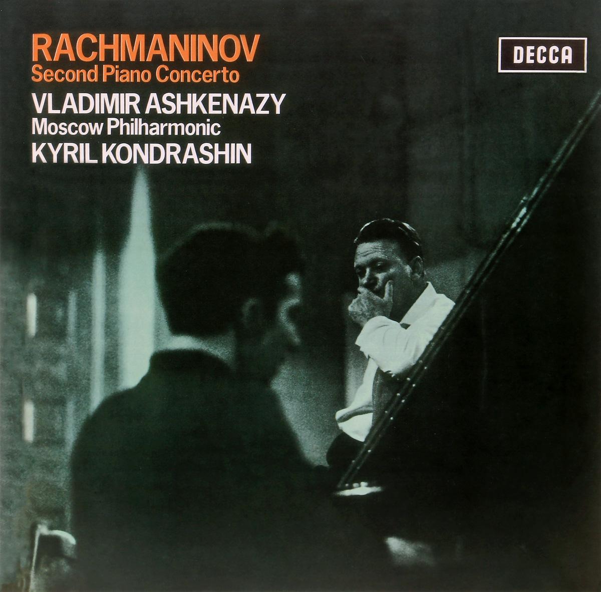 где купить Владимир Ашкенази,Кирилл Кондрашин Ashkenazy, Vladimir Rachmaninov: Piano Concerto No.2 (LP) по лучшей цене