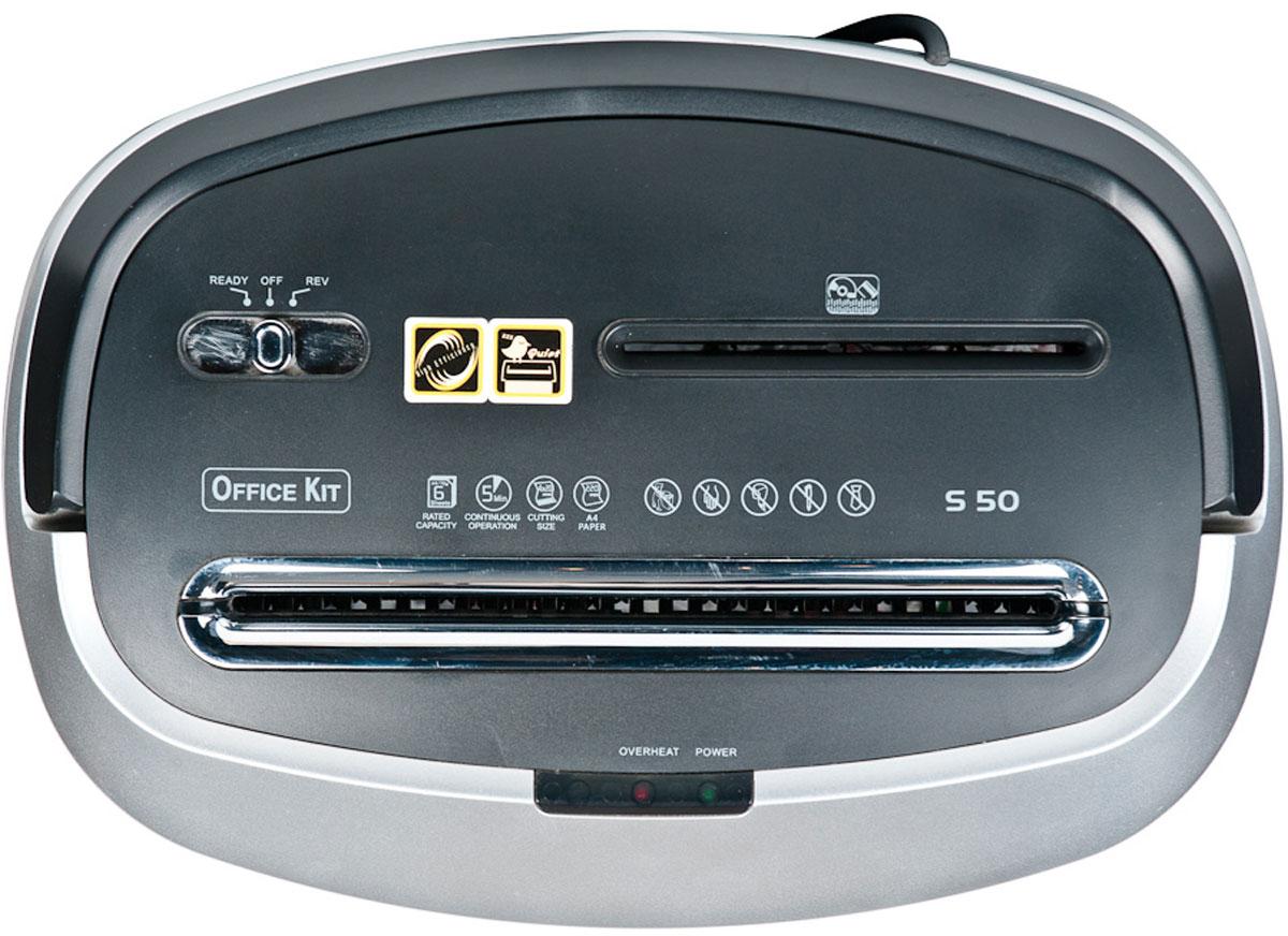 Шредер Office Kit S50 4x35