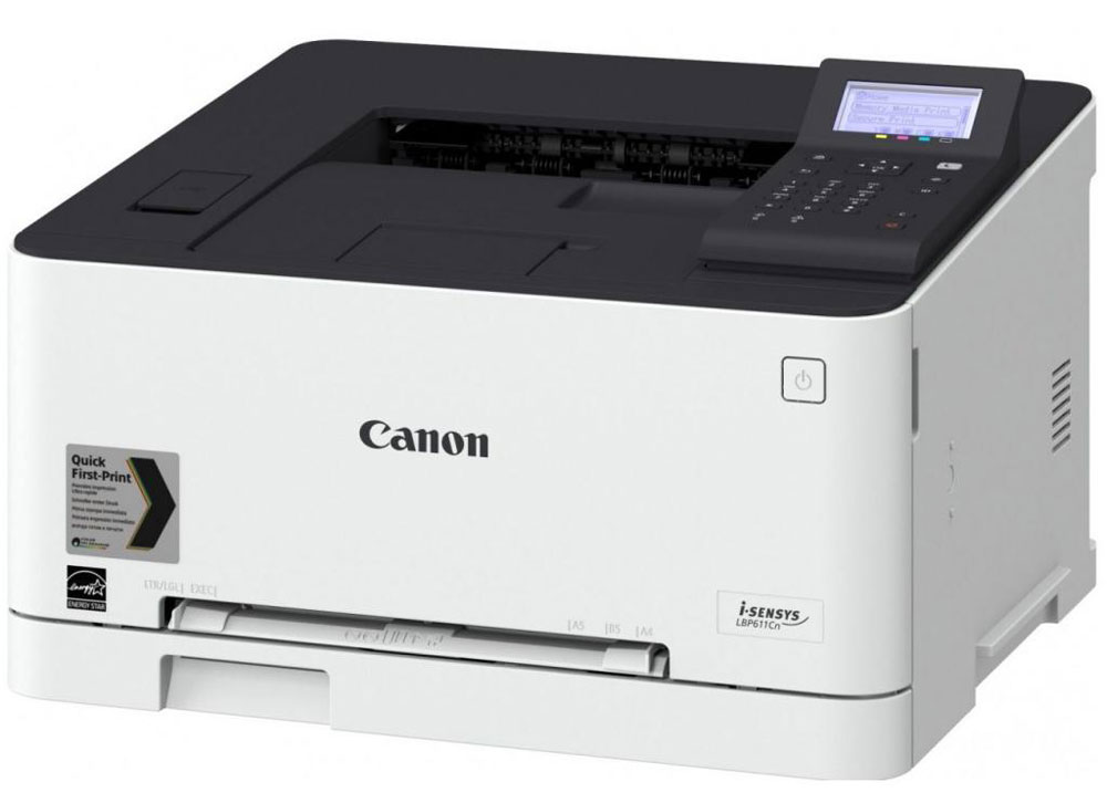 Принтер Canon i-SENSYS LBP611CN, White canon x mark i card white