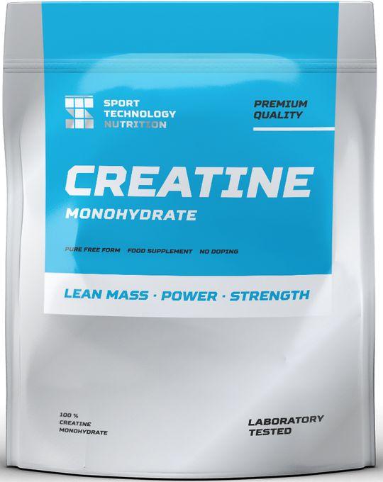 Креатин моногидрат Sport Technology Nutrition Creatine, 500 г dymatize nutrition моногидрат креатина dymatize creatine micronized 500гр