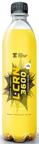 L-карнитин Sport Technology Nutrition 3600, лимон, вишня, 500 мл l карнитин sport technology nutrition l carnitine guarana 0 5 л