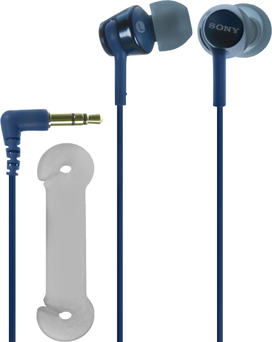 Sony EX155, Blue наушники
