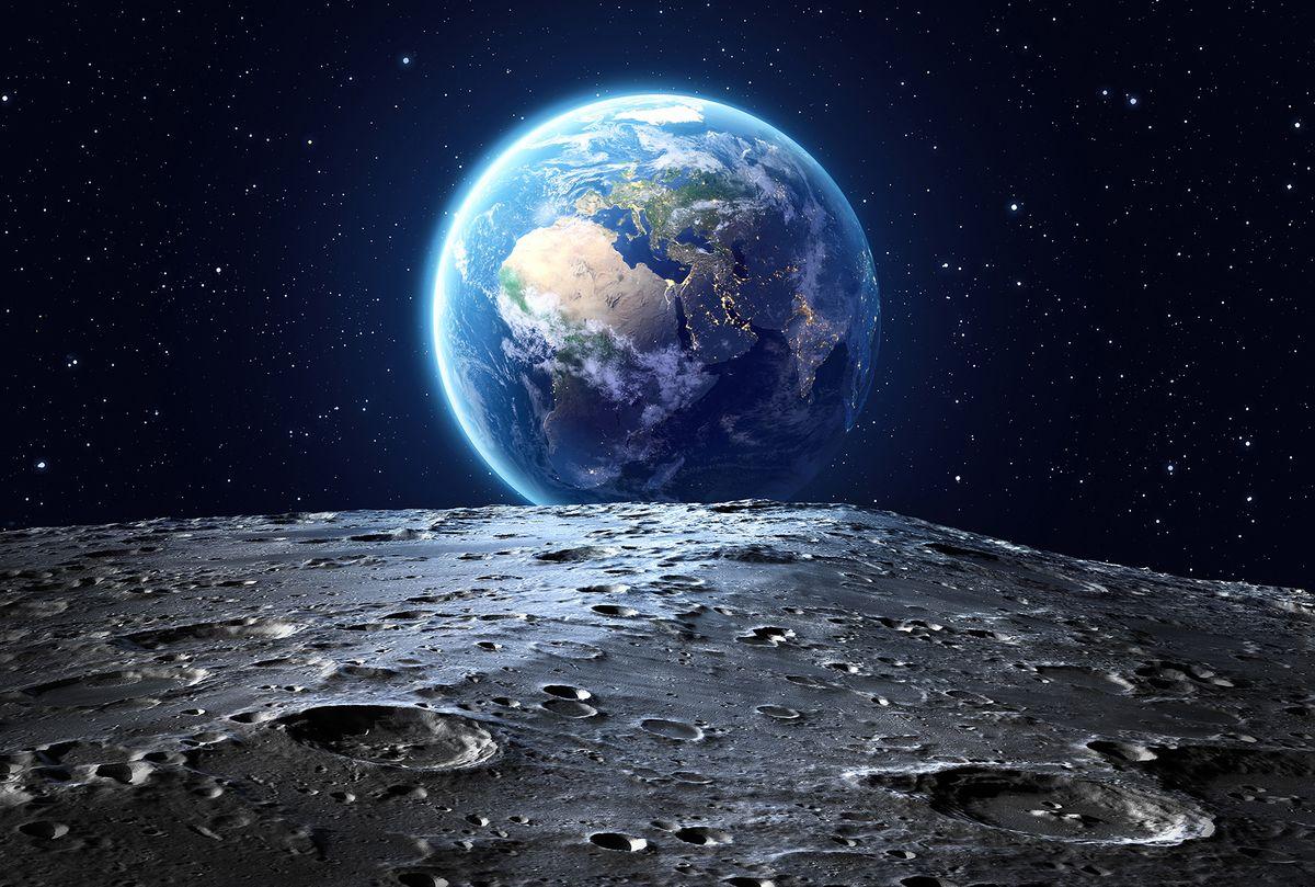 Фотообои флизелиновые Milan Голубая планета, текстурные, 2 х 1,35 м milan yohimbinum d4 5 мл возбуждающие капли на основе йохимбина