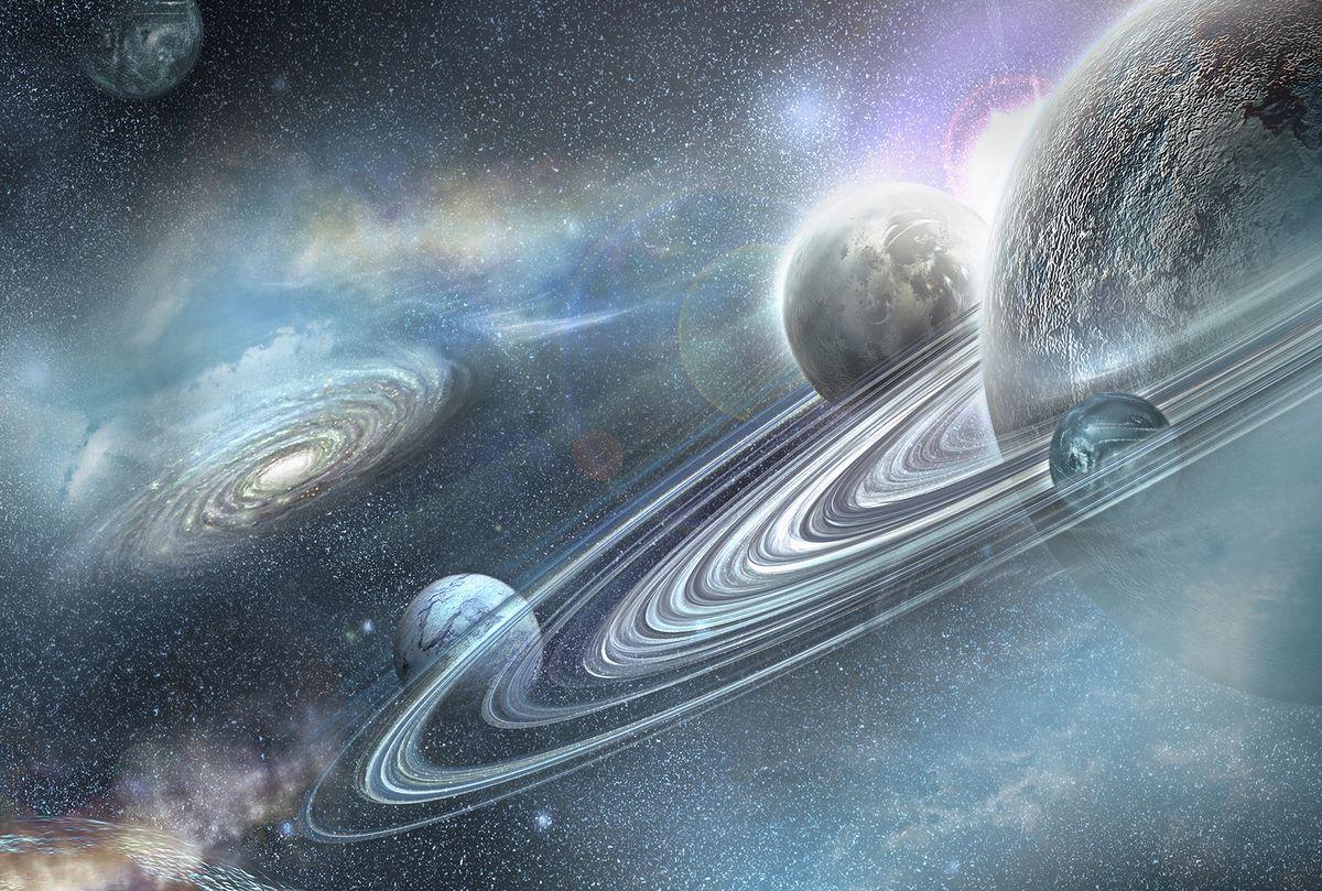 Фотообои флизелиновые Milan Тайны космоса, текстурные, 3 х 2 м milan yohimbinum d4 5 мл возбуждающие капли на основе йохимбина