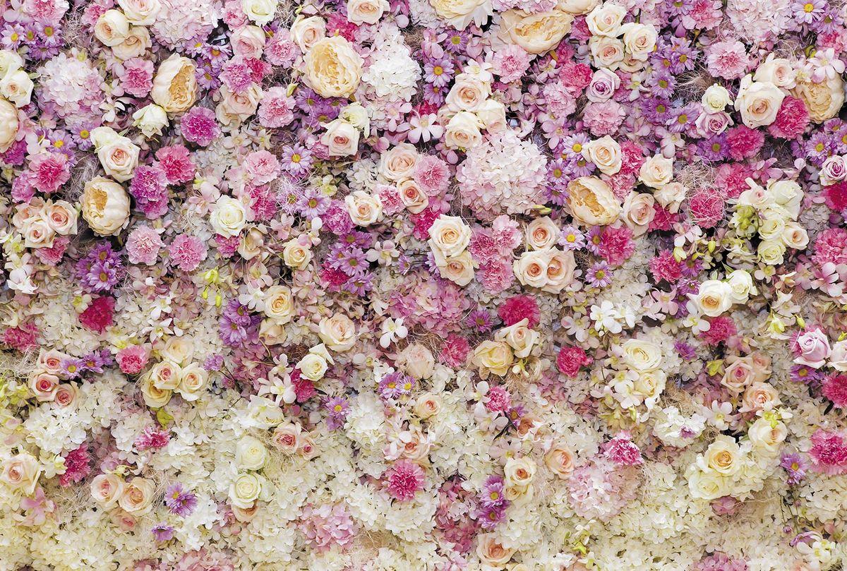 Фотообои флизелиновые Milan Чувственность розового, текстурные, 2 х 1,35 м milan yohimbinum d4 5 мл возбуждающие капли на основе йохимбина