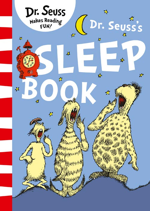Dr. Seuss's Sleep Book dr seuss if i ran the zoo yellow back book