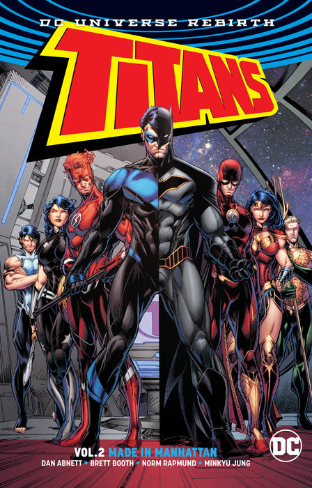 Titans: Volume 2: Made in Manhattan