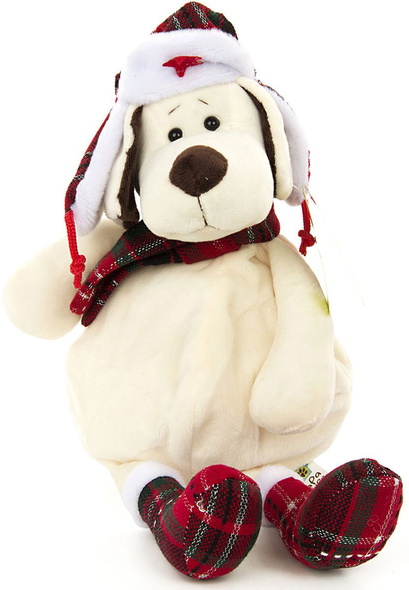 Lapa House Мягкая игрушка Собачка 20 см 54080 sima land мягкая игрушка собачка шарик 14 см