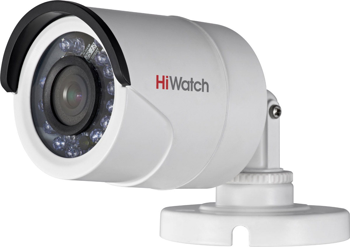 Hiwatch DS-T200 камера видеонаблюдения