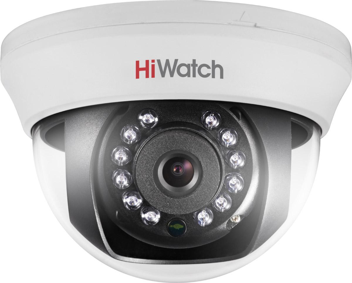 Hiwatch DS-T201 камера видеонаблюдения цена и фото