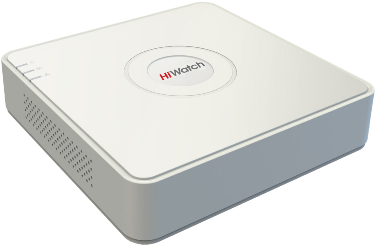 Hiwatch HD-TVI DS-H104G регистратор economic 4chs h 264 p2p nvr kits 4pcs 2 0mp 1080p ip camera 1pc 4chs 1080p 960p 720p nvr through clouds ip camera kit