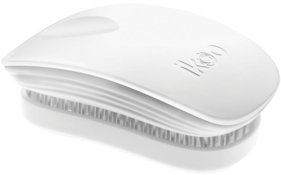 Ikoo Pocket Расческа для волос White Classic