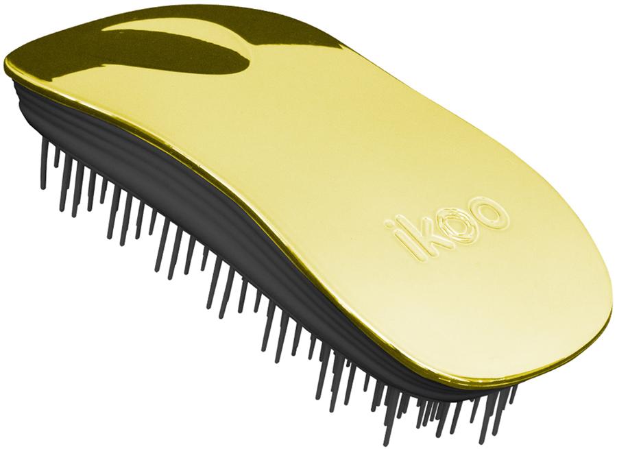 Ikoo Home Расческа для волос Black Soleil Metallic