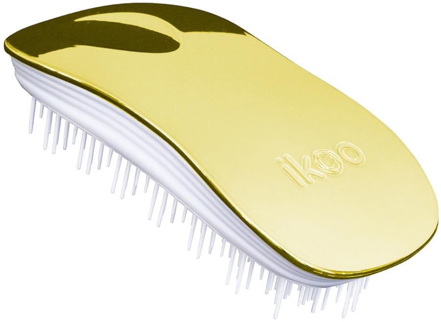 Ikoo Home Расческа для волос White Soleil Metallic