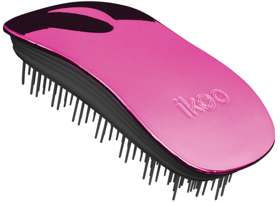 Ikoo Home Расческа для волос Black Cherry Metallic