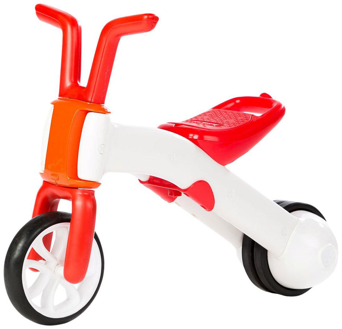 Фото - Chillafish Беговел детский Bunzi цвет красный детский транспорт