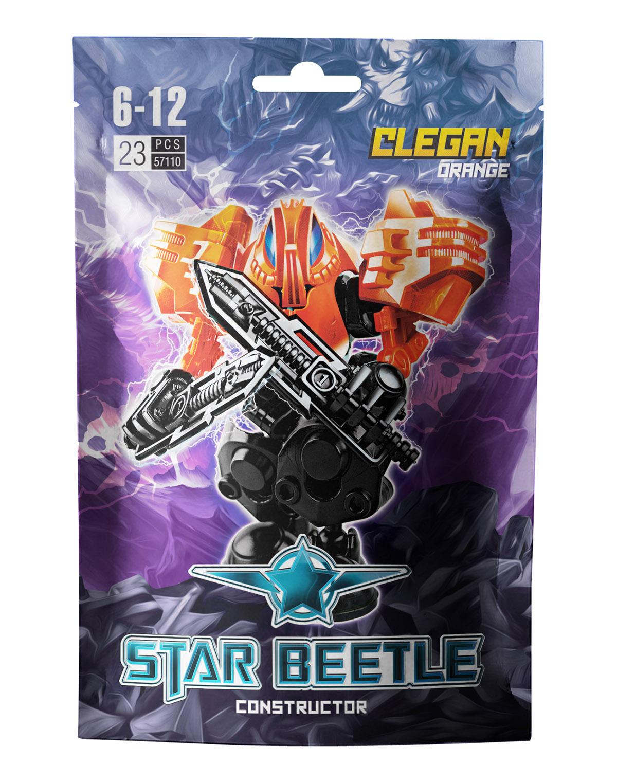 Zormaer Конструктор Star Beetle Clegan