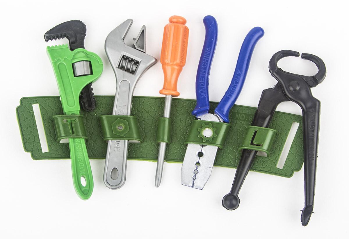 JRX Набор игрушечных инструментов Рабочий наборы игрушечных инструментов altacto шуруповёрт