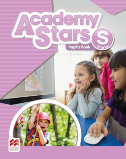 Academy Stars: Pupil's Book (without Alphabet BookPack): Starter Level friends 1 global students book