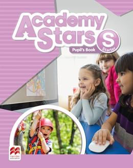 Academy Stars: Pupil's Book (without Alphabet BookPack): Starter Level harper kathryn pritchard gabrielle academy stars 1 pupil s book pack