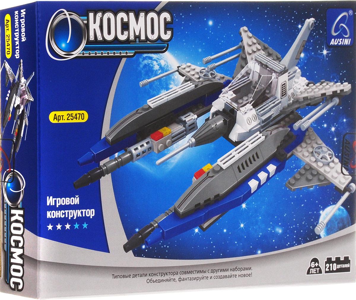 Ausini Конструктор Космический корабль 25470 ausini конструктор космический корабль 25467
