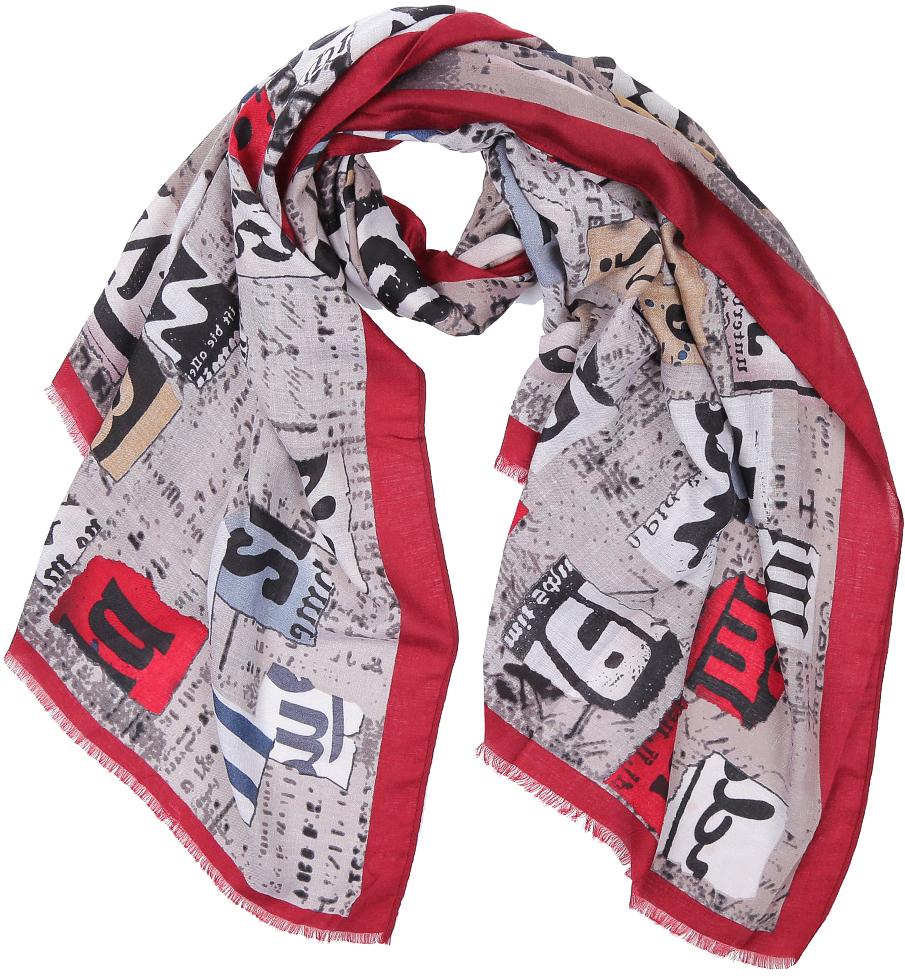 Шарф Fabretti женский шарф из вискозы