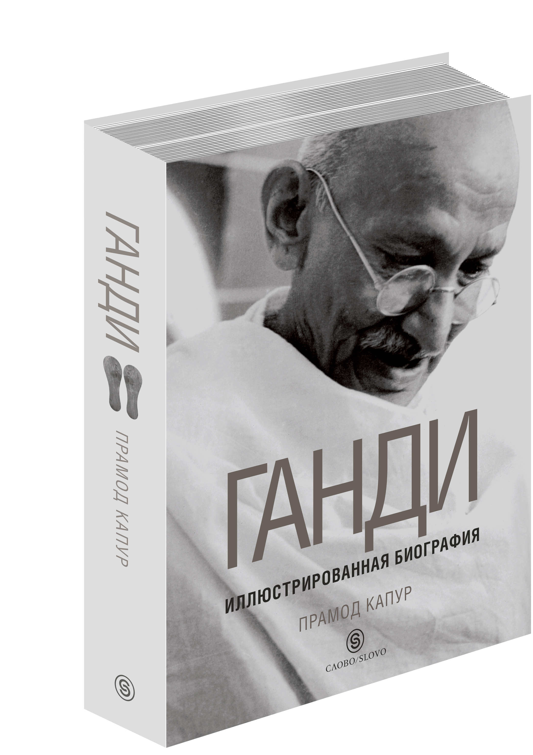 цена Прамод Капур Ганди. Иллюстрированная биография онлайн в 2017 году