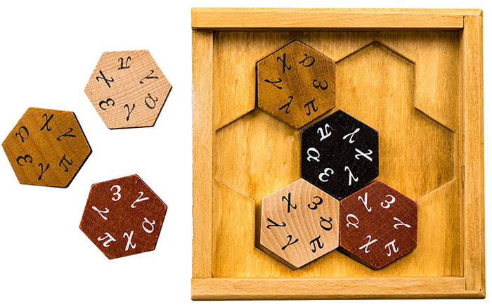 Professor Puzzle Головоломка Гексагон настольная игра головоломка маэстро додекаэдр