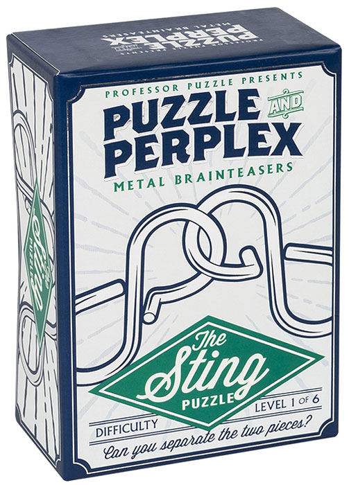 Professor Puzzle Головоломка Жало настольная игра головоломка маэстро додекаэдр