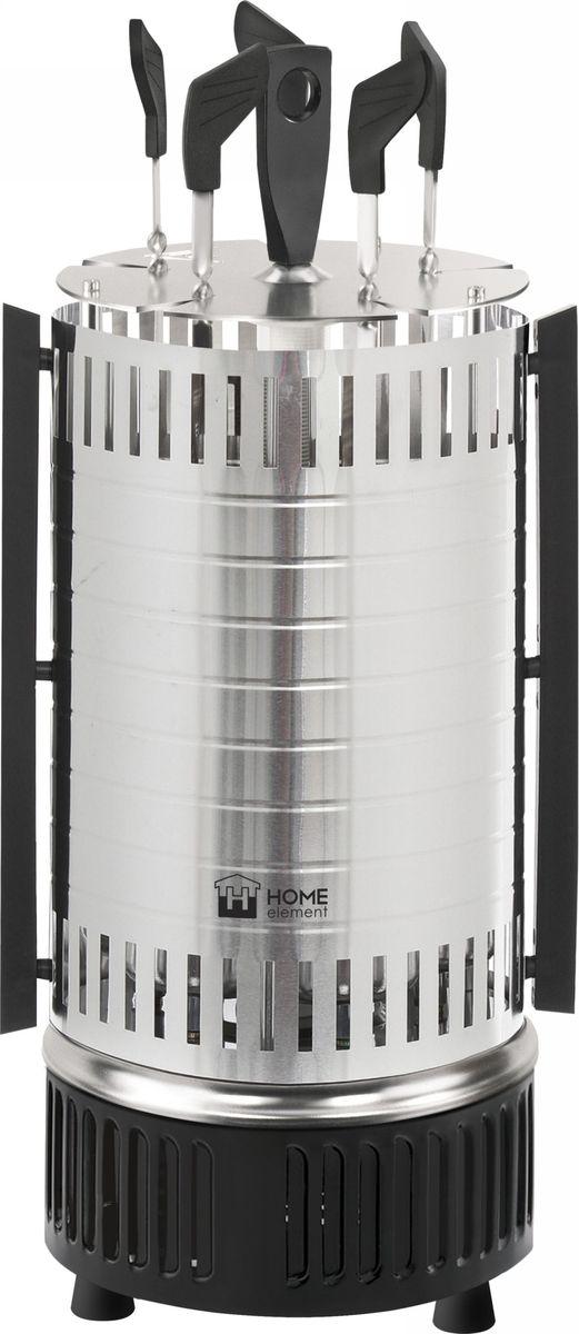 все цены на Home Element HE-EB740, Black Pearl шашлычница онлайн