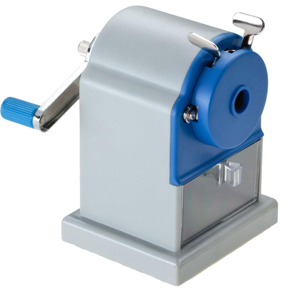 Office Force Stationery Точилка механическая пластиковая цвет синий