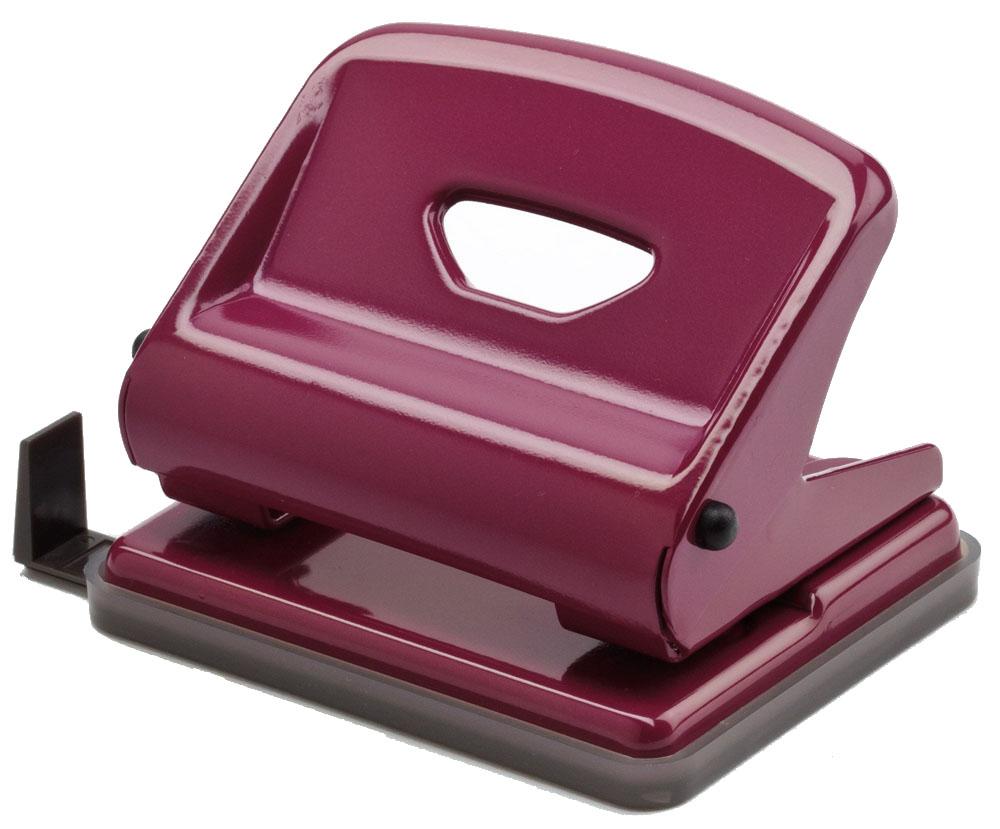 Office Force Stationery Дырокол Medium 25 листов 2 отверстия цвет пурпурный
