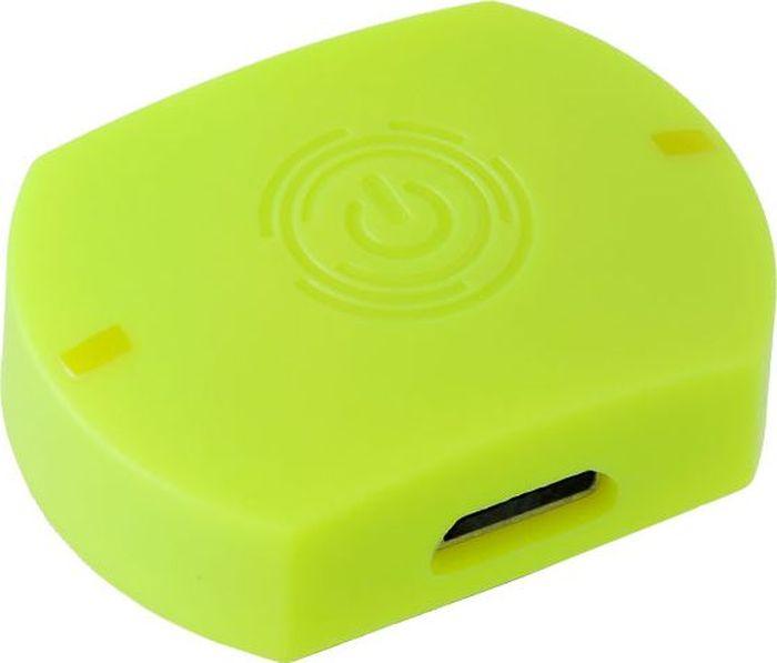 Компьютер для бадминтона Perfeo Smart One, цвет: лайм
