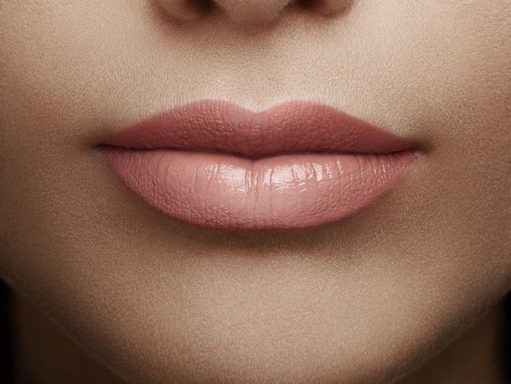 Lip nudity